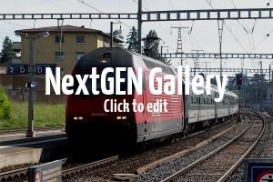 Bahnbilder aus der Schweiz
