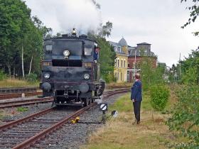 Zug vergessen?   7.08.2005    (c) Uli Kutting