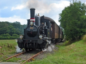 Angelner Dampfeisenbahn | 654 | Kappeln | 7.08.2005 | (c) Uli Kutting