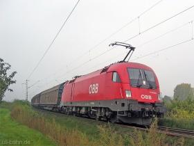 ÖBB | 1116 262-5 | Gau-Algesheim | 18.10.2006 | (c) Uli Kutting