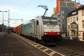 BLS cargo / Railpool | 186 101 | Oberlahnstein | 31.01.2015 | (c) Uli Kutting