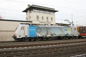 BLS cargo / Railpool | 186 103 | Koblenz-Lützel | 30.10.2015 | (c) Uli Kutting