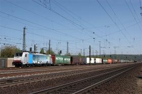 BLS cargo / Railpool | 186 104 | Koblenz-Lützel | 24.04.2015 | (c) Uli Kutting