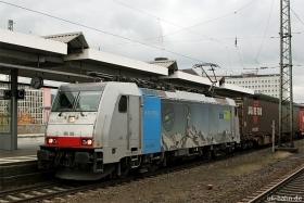 BLS cargo / Railpool | 186 105 | Koblenz Hbf | 16.10.2015 | (c) Uli Kutting