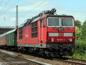 DB | 180 014-3 | Oberlahnstein | 18.05.2007 | (c) Uli Kutting