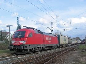 DB AG | 182 002-6 | Wiesbaden-Biebrich | 20.03.2007 | (c) Uli Kutting