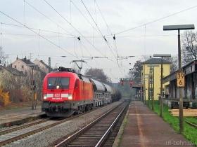DB AG | 182 023-2 | Wiesbaden-Biebrich | 1.12.2006 | (c) Uli Kutting