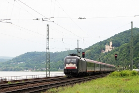 DB AG | 182 507-4 | ES64U2 007 | Koblenz | 26.05.2015 | (c) Uli Kutting