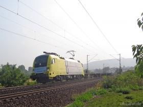 Siemens Dispolok | ES64U2 060 | Gau-Algesheim | 4.08.2006 | (c) Uli Kutting