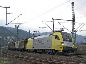 Siemens Dispolok / TXL | ES64U2 011 | Bingen Hbf | 5.02.2007 | (c) Uli Kutting