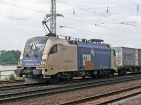 Siemens Dispolok / WLB | ES64U2 020 | Koblenz Ehrenbreitstein | 5.06.2007 | (c) Uli Kutting