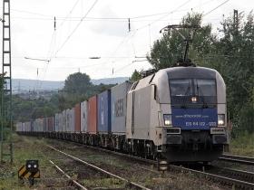 Siemens Dispolok / WLB | ES64U2 022 | Wiesbaden-Biebrich | 21.08.2008 | (c) Uli Kutting