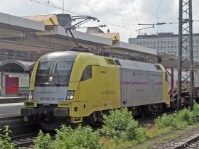 Siemens Dispolok / WLB | ES64U2 060 | Koblenz Hbf | 5.06.2007 | (c) Uli Kutting
