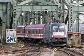MRCE | ES64U2 030 | Köln Hbf | 29.10.2015 | (c) Uli Kutting