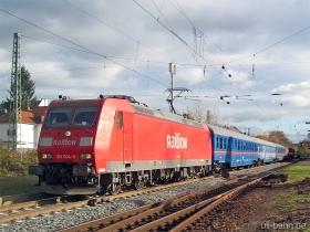 DB | 185 004-9 | Wiesbaden-Biebrich | 22.011.2006 | (c) Uli Kutting