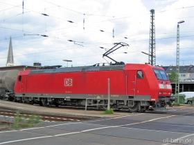 DB | 185 011-4 | Mainz Kastel | 24.05.2006 | (c) Uli Kutting
