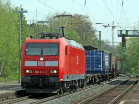 DB | 185 012-2 | Wiesbaden-Biebrich | 13.04.2006 | (c) Uli Kutting