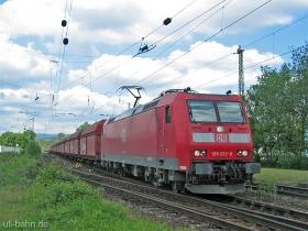 DB | 185 013-0 | Wiesbaden-Biebrich | 6.06.2006 | (c) Uli Kutting