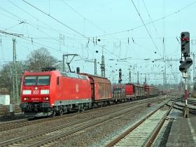 DB | 185 017-1 | Neuwied | 17.03.2010 | (c) Uli Kutting