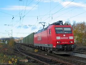 DB | 185 030-4 | Wiesbaden-Biebrich | 22.11.2006 | (c) Uli Kutting