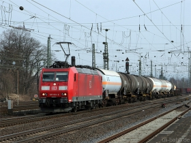DB | 185 034-6 | Neuwied | 17.03.2010 | (c) Uli Kutting