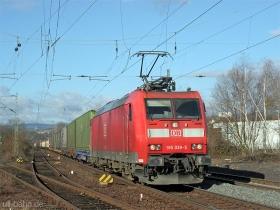 DB | 185 039-5 | Wiesbaden-Biebrich | 15.02.2007 | (c) Uli Kutting