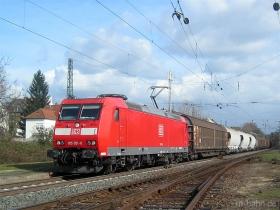 DB | 185 051-0 | Wiesbaden-Biebrich | 20.03.2007 | (c) Uli Kutting