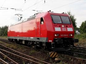 DB | 185 058-5 | Wiesbaden-Biebrich | 21.08.2008 | (c) Uli Kutting