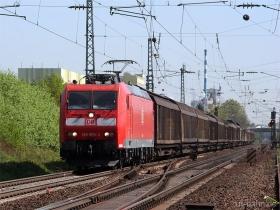 DB | 185 059-3 | Gau-Algesheim | 16.04.2007 | (c) Uli Kutting