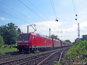 DB | 185 064-3 | 185 010-6 | Wiesbaden-Biebrich | 7.08.2006 | (c) Uli Kutting