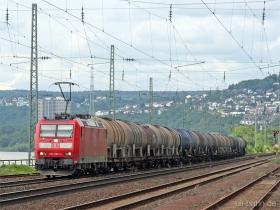 DB | 185 069-2 | Koblenz Ehrenbreitstein | 31.05.2007 | (c) Uli Kutting