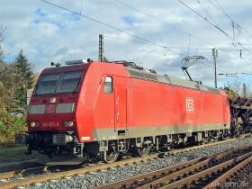 DB | 185 075-9 | Wiesbaden-Biebrich | 22.11.2006 | (c) Uli Kutting