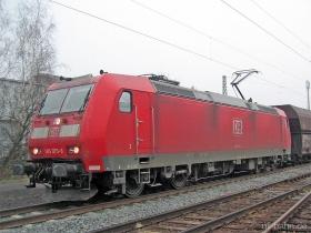 DB | 185 075-9 | Wiesbaden-Biebrich | 15.12.2006 | (c) Uli Kutting