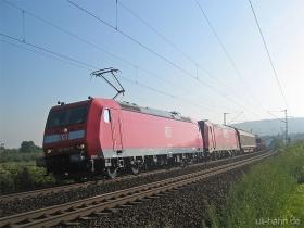 DB | 185 083-3 | Gau-Algesheim | 21.10.2006 | (c) Uli Kutting