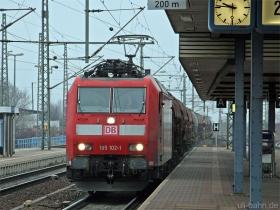 DB | 185 102-1 | Gotha | 27.12.2008 | (c) Uli Kutting