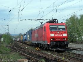 DB | 185 104-7 | Wiesbaden-Biebrich | 13.04.2007 | (c) Uli Kutting