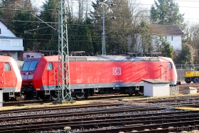 DB | 185 106-2 | Limburg | 13.02.2015 | (c) Uli Kutting