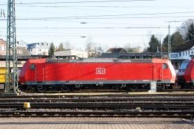 DB | 185 108-8 | Limburg | 13.02.2015 | (c) Uli Kutting