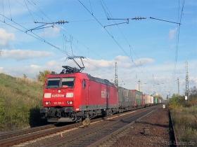 DB | 185 109-6 | Gau-Algesheim | 10.11.2006 | (c) Uli Kutting