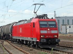 DB | 185 110-4 | Neuwied | 14.08.2007 | (c) Uli Kutting