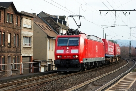 DB | 185 120-3 | Oberlahnstein | 31.1.2015 | (c) Uli Kutting