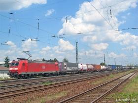 DB | 185 129-4 | Gau-Algesheim | 4.07.2006 | (c) Uli Kutting