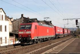 DB | 185 136-9 | Oberlahnstein | 10.04.2015 | (c) Uli Kutting