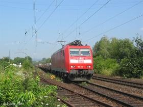 DB | 185 140-1 | Wiesbaden-Biebrich | 21.07.2006 | (c) Uli Kutting