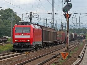 DB | 185 153-4 | Neuwied | 13.07.2007 | (c) Uli Kutting