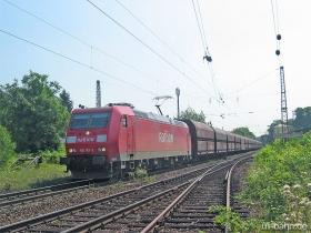 DB AG | 185 163-3 | Wiesbaden-Biebrich | 21.07.2006 | (c) Uli Kutting