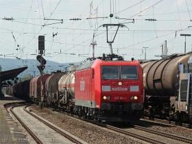 DB AG | 185 164-1 | Neuwied | 2.07.2008 | (c) Uli Kutting