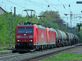 DB AG | 185 165-8 | Wiesbaden-Biebrich | 13.04.2007 | (c) Uli Kutting