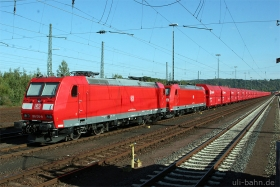DB AG | 185 170-8 | 185 190-6 | Koblenz Lützel | 30.09.2012 | (c) Uli Kutting