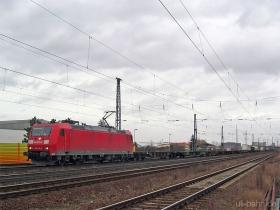 DB AG | 185 194-8 | Gau-Algesheim | 12.01.2007 | (c) Uli Kutting